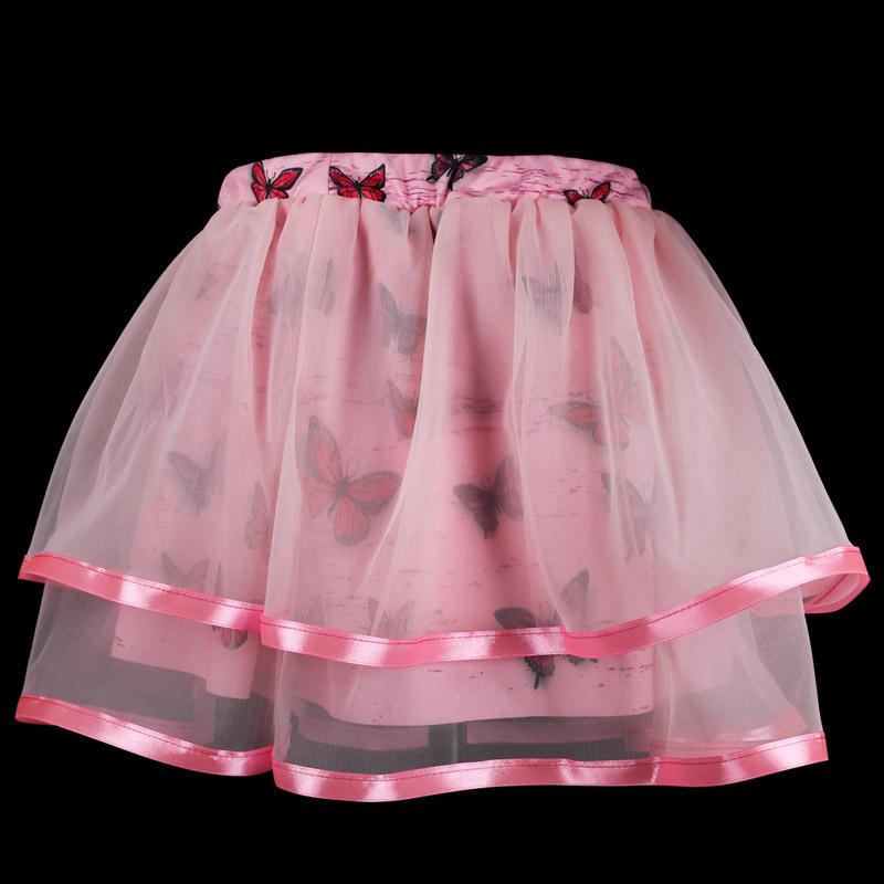 d1028f70b8e Dětská tylova sukně sv.růžová vel.104-134